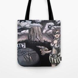 thunderkiss Tote Bag