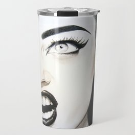 Sasha Pivovarova Travel Mug