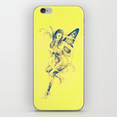 If You Feel Lonely iPhone & iPod Skin