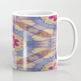 Sunset Kaleidoscope Coffee Mug