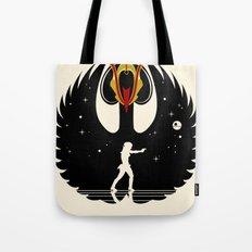 Queen Swan Tote Bag