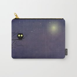 Night Owl ~~ Carry-All Pouch