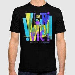 Veni, Vidi, Vici. Vomui. #2 T-shirt