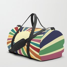 Sun Retro Art II Duffle Bag