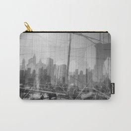 Brooklyn Bridge 3x Carry-All Pouch