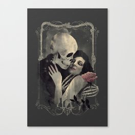 'Eternal Love' Canvas Print
