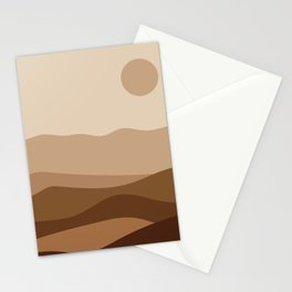 Grace of the desert Stationery Cards
