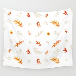 Watercolor autumn Wall Tapestry