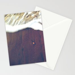 Olas y arena Stationery Cards