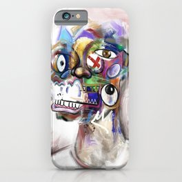 Mental 4 iPhone Case