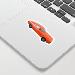 Mach Power Sticker