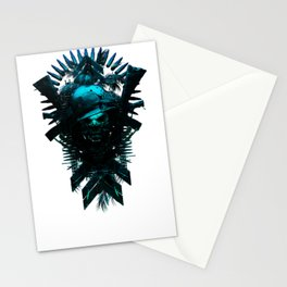 King of The Hill - 5 Stationery Cards