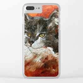 Roxanne Clear iPhone Case