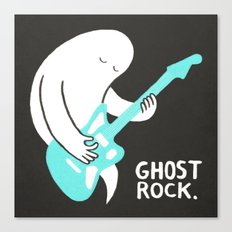 Ghost Rock Canvas Print