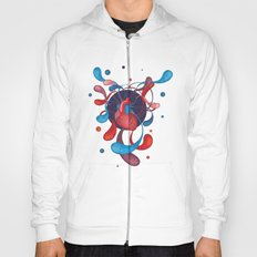 The Bass Heart Hoody