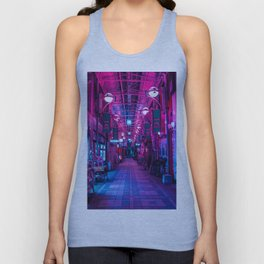 Entrance to the next Dimension Unisex Tank Top