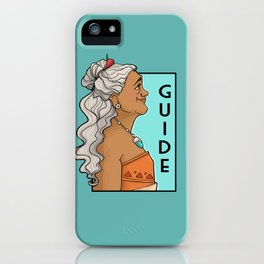 Guide iPhone Case