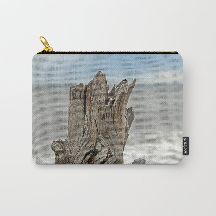 Looking past the Driftwood Carry-All Pouch