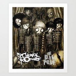 152848 My Chemical Romance Art Decor Wall Print Poster