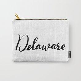 Delaware (DE; Del.) Carry-All Pouch