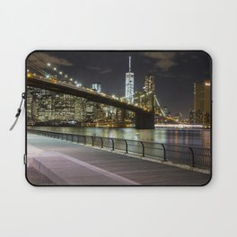 Brooklyn Bridge -  Timelapse Laptop Sleeve