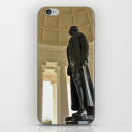 The Jefferson Memorial iPhone Skin