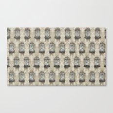 closed#06 Canvas Print