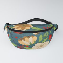 Botanical Beauties Fanny Pack