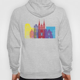 Angers skyline pop Hoody