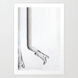 Elle #34 Art Print