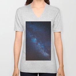 Milkyway - Space Unisex V-Neck