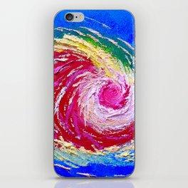 Accuweather Storm Warning iPhone Skin