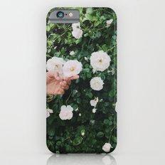 Brooklyn Flowers iPhone 6s Slim Case