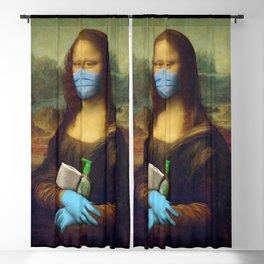 2020 Mona Lisa Blackout Curtain