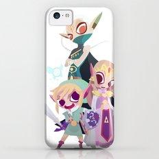 Legend of Zelda- Link, Zelda, Impa Slim Case iPhone 5c