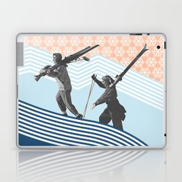 Finding the Perfect Line Laptop & iPad Skin