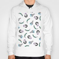fruits Hoodies featuring fruits by Zorg