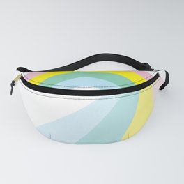 Life is a journey, Enjoy the Pride! #rainbow #Pride #lifestyle Fanny Pack