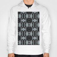 gray pattern Hoodies featuring Black And Gray Pattern by Need-A-Photo?