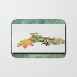 autumn feelings Bath Mat