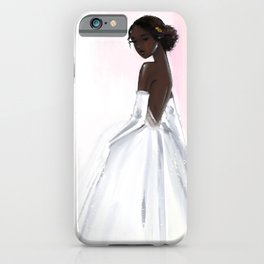 Debutante iPhone Case