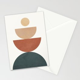Shape Balance 04 Stationery Cards