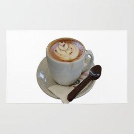 Americano Coffee Vector Rug