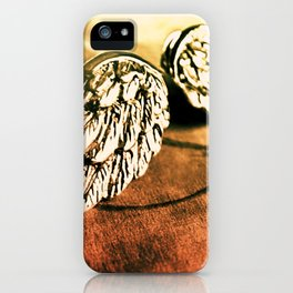 The Angel Has Landed iPhone Case