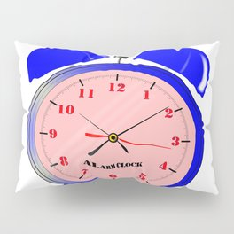 Fluid Time Pillow Sham