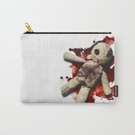 Bloody sack doll Carry-All Pouch