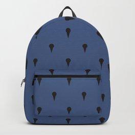 JoJo - Bruno Bucciarati Pattern [Blue Ver.] Backpack