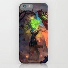 Anne  Frankenstein - Book I iPhone 6s Slim Case
