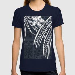 Hawaiian - Samoan - Polynesian Old Tribal T-shirt