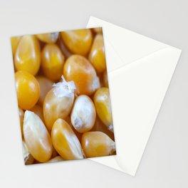 Popcorn Kernels Stationery Cards